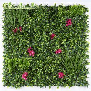 artificial green wall backdrop