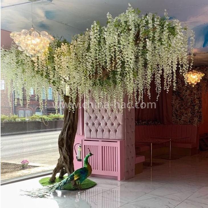 giant wisteria tree for interior decor