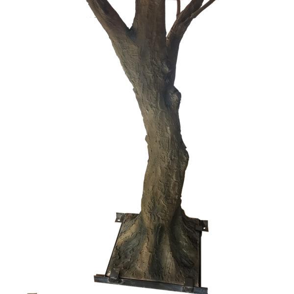 fiberglass tree trunk