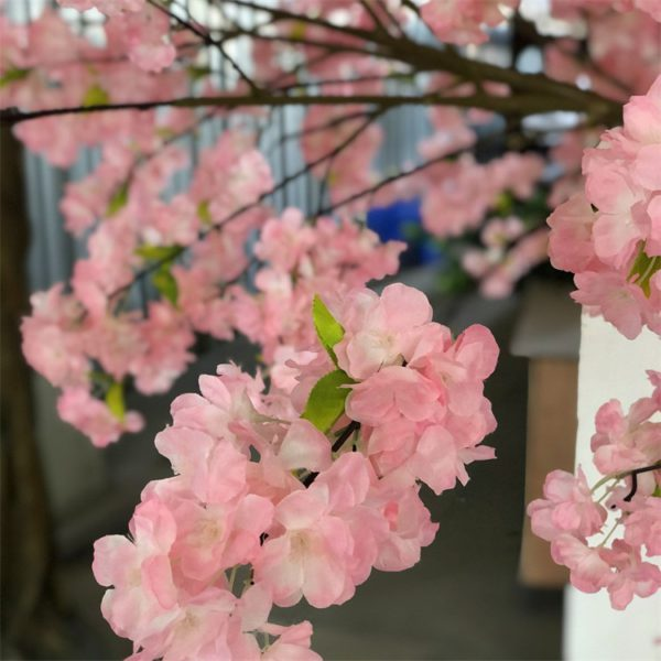 artificial cherry blossom stems