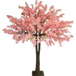 pink cherry blossom tree artificial