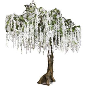 300cm fake wisteria trees