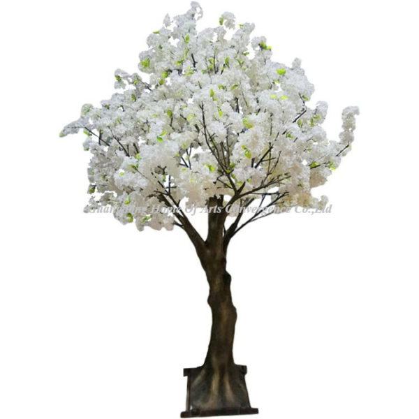 White FAUX CHERRY TREE