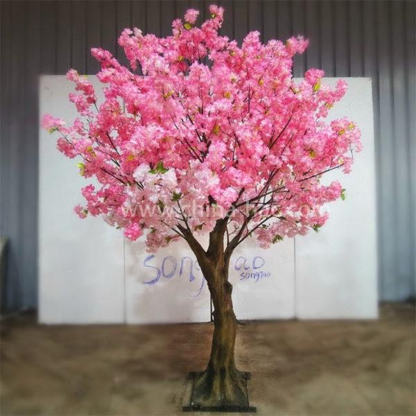 8ft artificial sakura trees