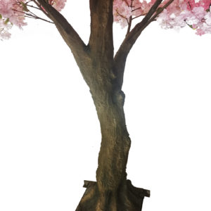 realistic artificial tree trunk