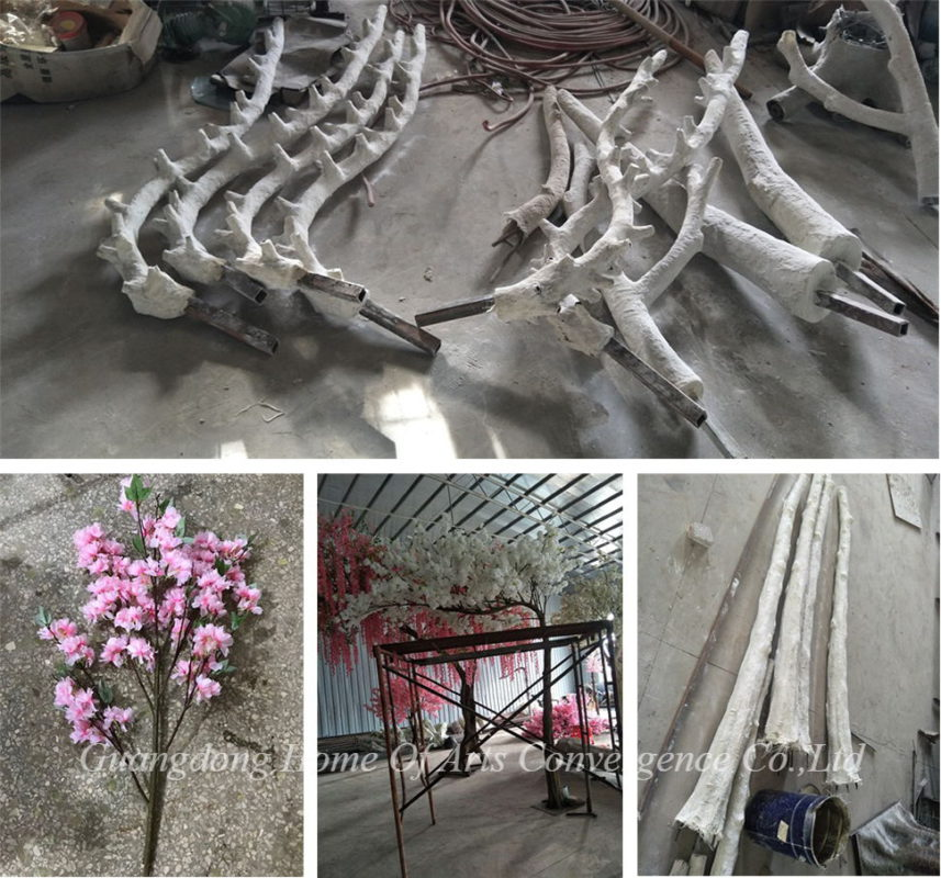 HAC ARTIFICIAL TREE PRODUCTION PROCESS